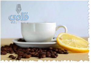 ماسك القهوة والليمون للوجه
