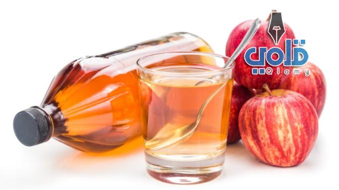 وصفات تخسيس- خل التفاح