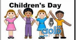 اذاعة مدرسية عن اليوم العالمي للطفل