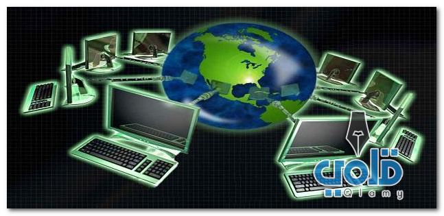 موضوع عن الخدمات الالكترونية