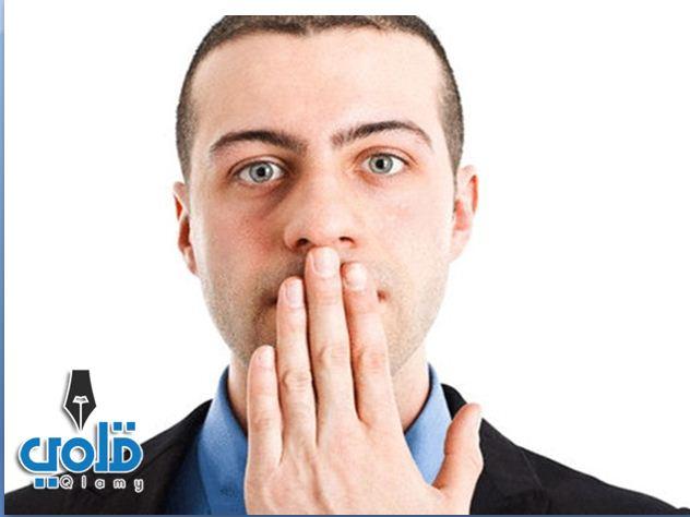 وصفة لرائحة الفم الكريهة