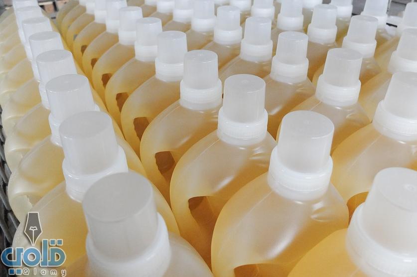 صناعة الصابون السائل تجاريا