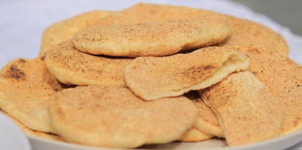 خبز مصري بلدي