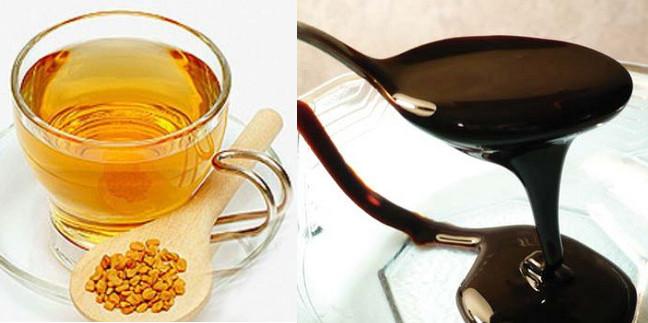 فوائد الحلبة بالعسل الاسود