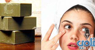 فوائد صابون زيت الزيتون للبشرة الدهنية