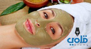 ماسك الطمي المغربي لبشرة مشرقة