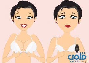 وصفات لتكبير الثدي بسرعة
