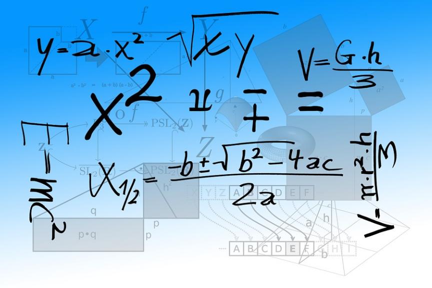 كلمة الصباح عن الرياضيات
