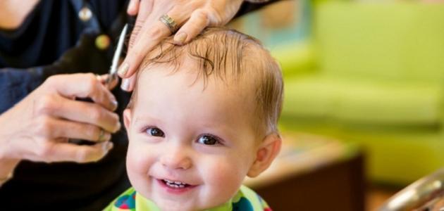 فوائد حلق شعر المولود