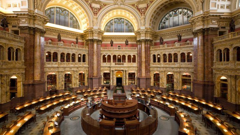 اين يوجد أكبر مكتبة في العالم