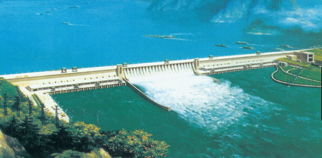 اين يوجد اكبر سد في العالم