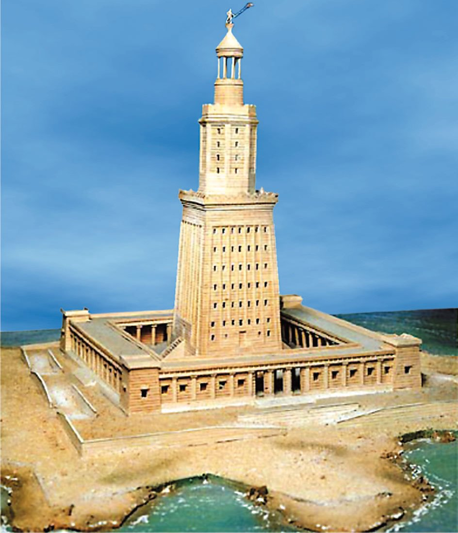 الآثار الفرعونية بالاسكندرية