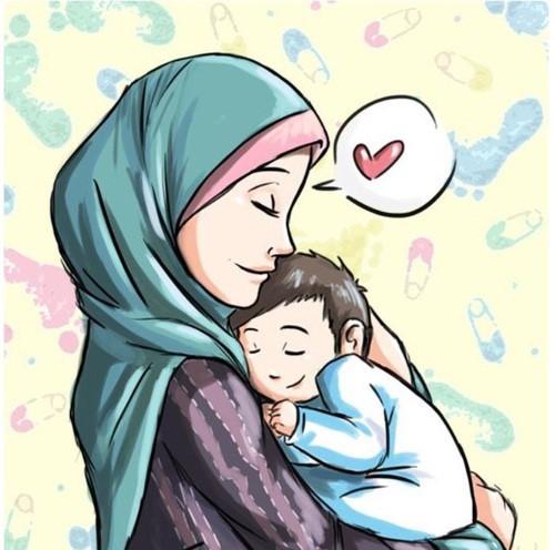 سر علاقة الام بابنها