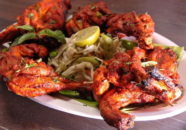 اكلات هندية حارة سهلة