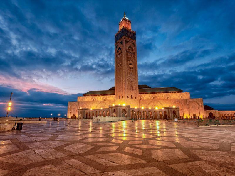 المسافرون العرب المغرب مراكش