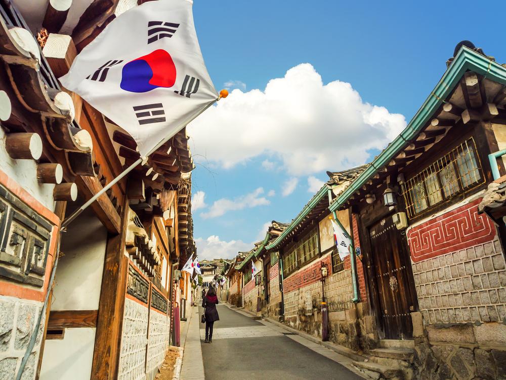معلومات عن العمل في كوريا الجنوبية