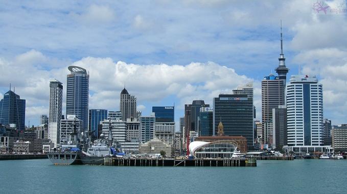 نيوزيلندا المسافرون العرب