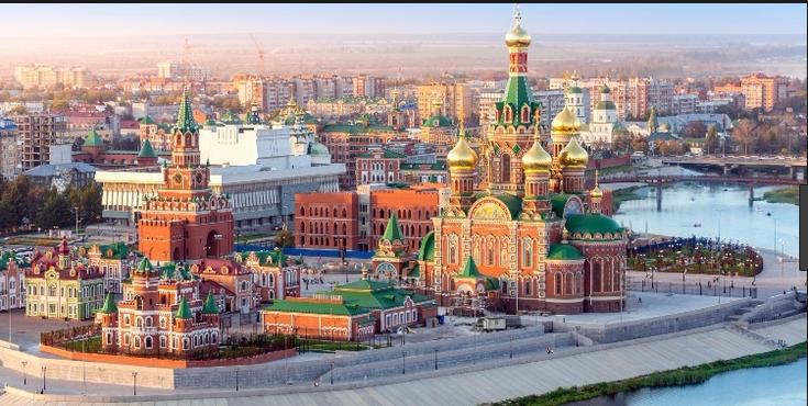 السفر الى روسيا