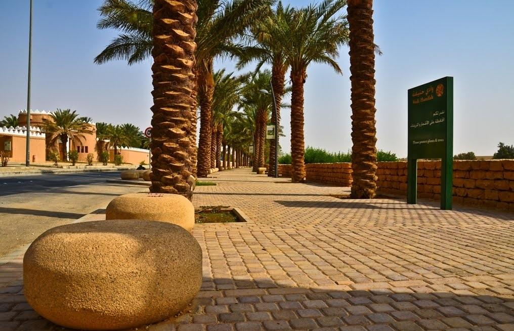 تاريخ وادي حنيفة قلمي