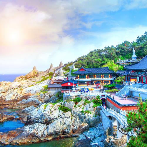 تكلفة السياحة في كوريا الجنوبية