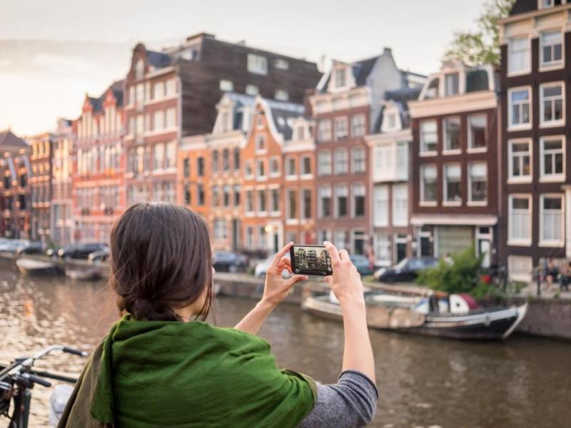 رحلتي الى امستردام 2017