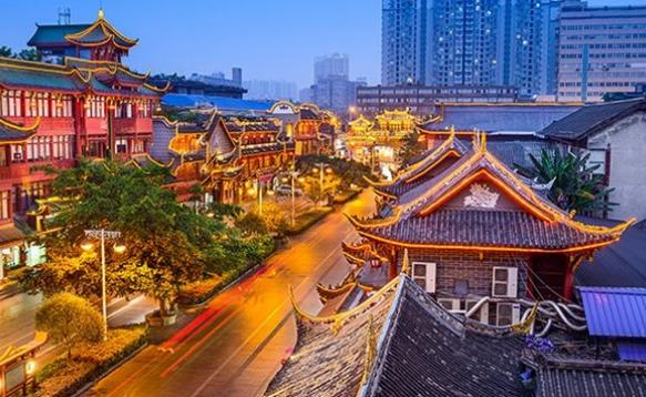 رحلتي الى ماليزيا العرب المسافرون - السوق الصيني