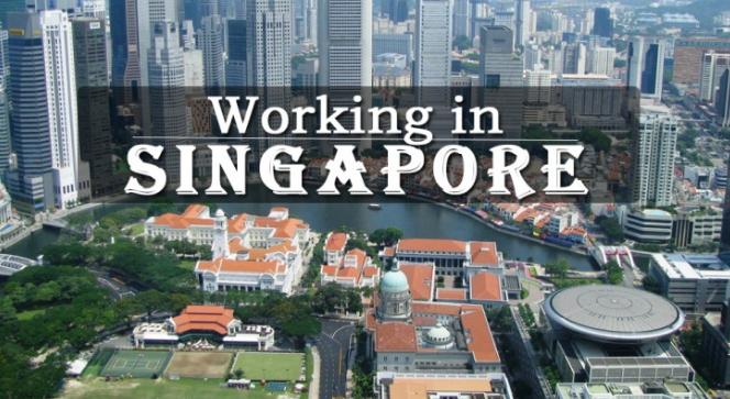 كيفية السفر الى سنغافورة للعمل