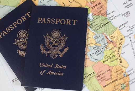 كيف احصل على الجواز الامريكي