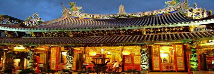 السياحة في كوانزو الصين