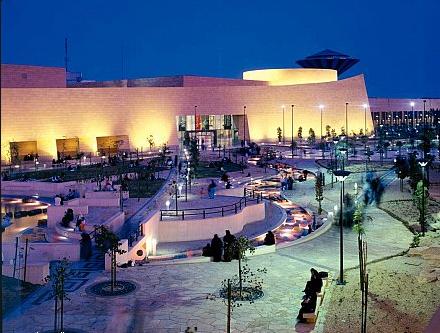 المتحف الوطني بالرياض - السياحة في السعودية بالصور