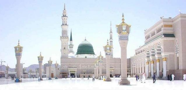 المسجد النبوي - السياحة في السعودية بالصور