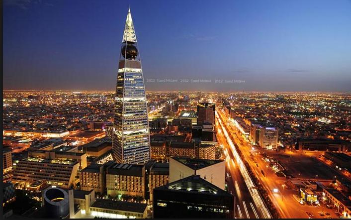 برج الفيصلية - السياحة في السعودية بالصور