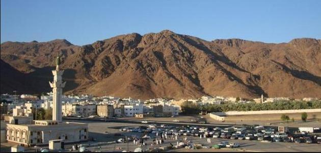 جبل أحد - السياحة في السعودية بالصور