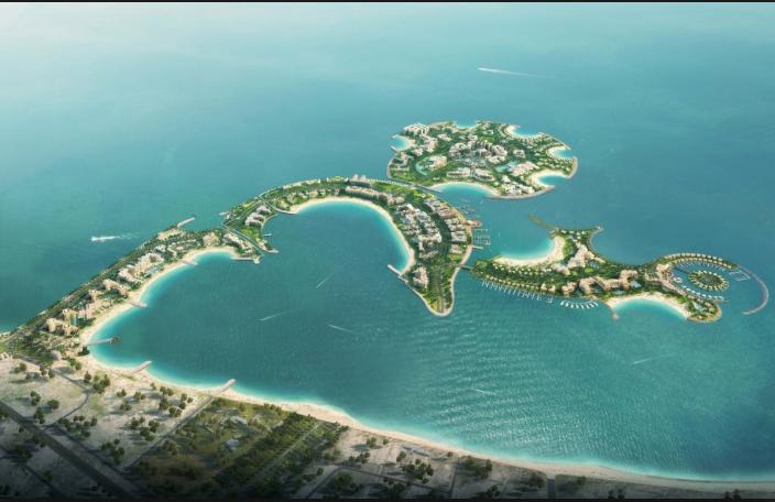 جزيرة المرجان - السياحة في السعودية بالصور