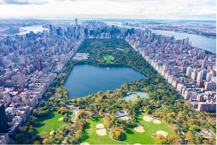 السياحة في نيويورك - حديقة سنترال بارك