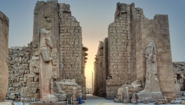 شرح معبد الكرنك بالتفصيل - قلمي