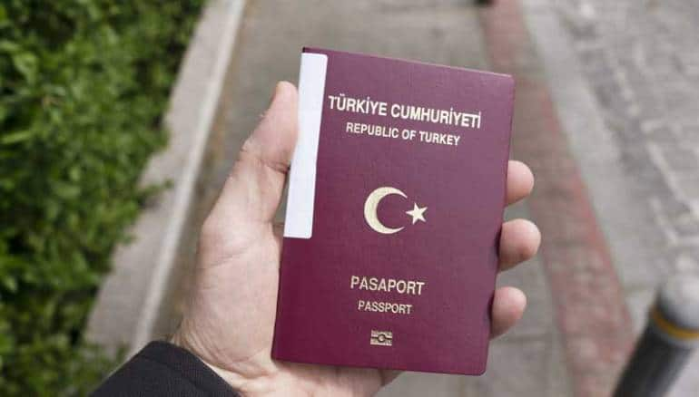 فيزا تركيا للسعوديين على الانترنت