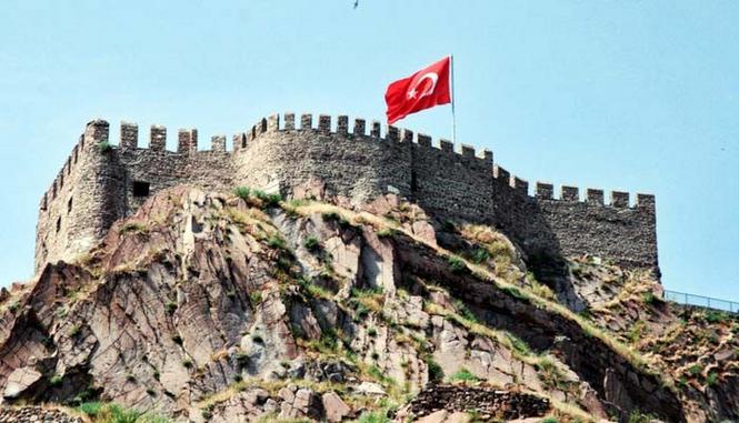 انقرة المسافرون العرب - قلعة انقرة
