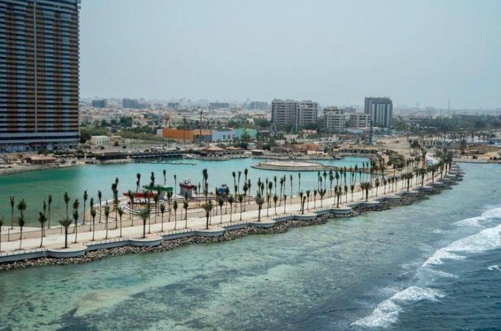 كورنيش جده - السياحة في السعودية بالصور