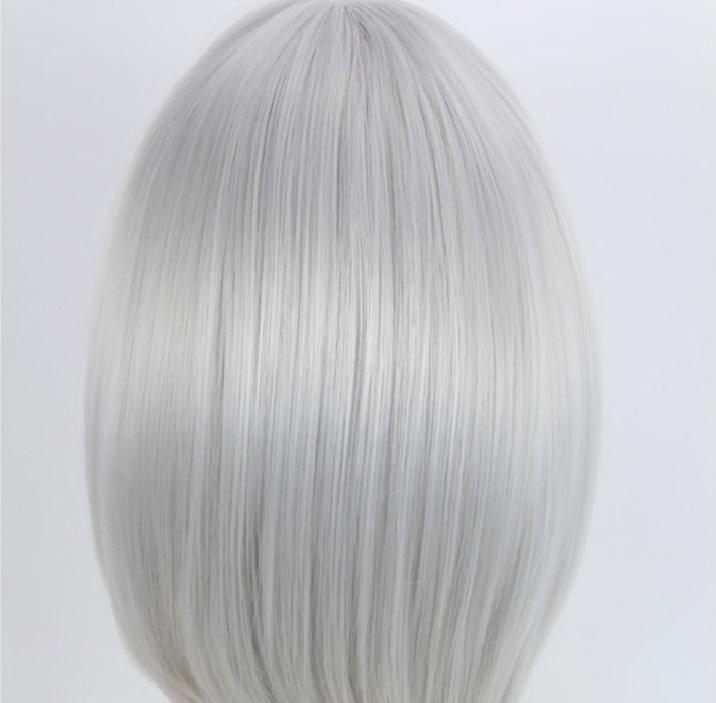 كيفية صبغة شعر رمادي