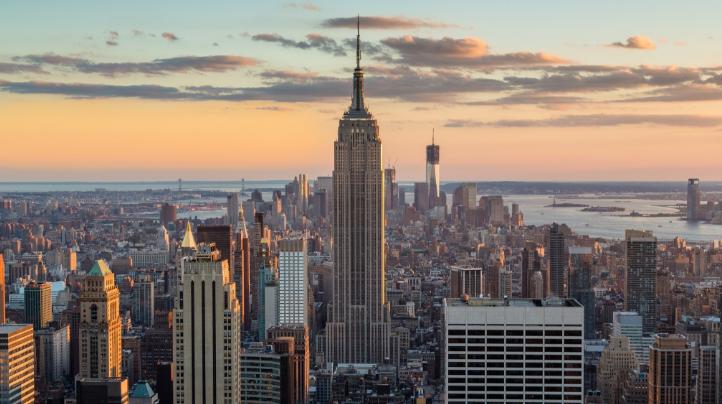 السياحة في نيويورك - مبنى إمباير ستيت