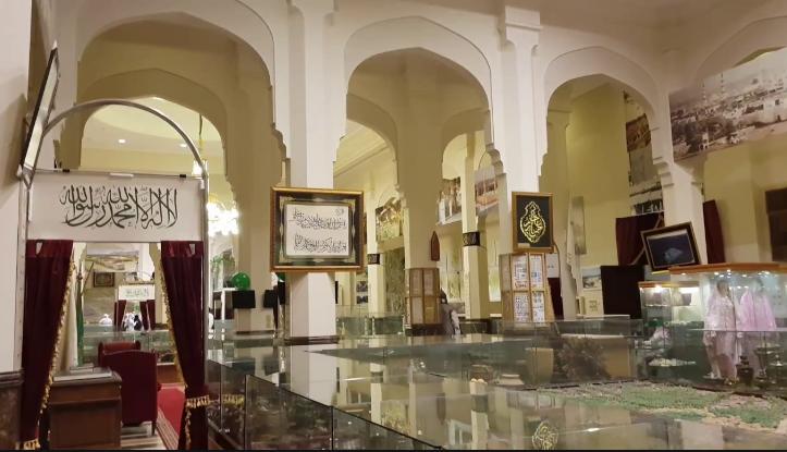 متحف دار المدينة - السياحة في السعودية بالصور