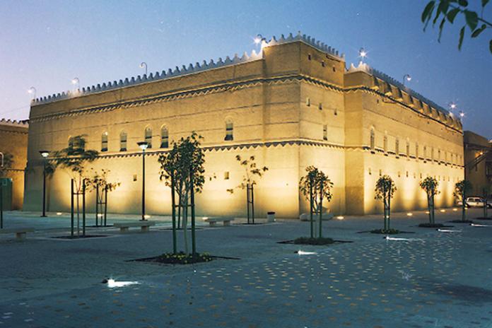 مركز الملك عبد العزيز التاريخي - السياحة في السعودية بالصور