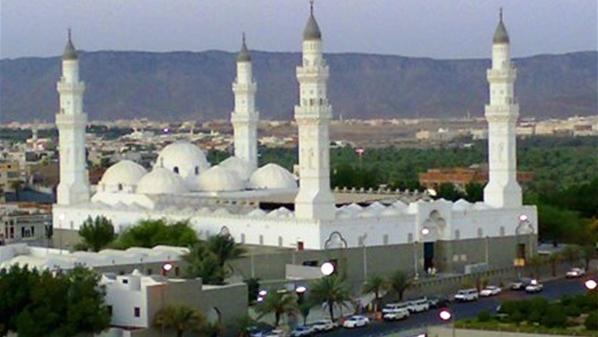 مسجد قباء - السياحة في السعودية بالصور