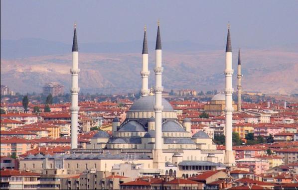 أنقرة المسافرون العرب - مسجد كوجاتيبي