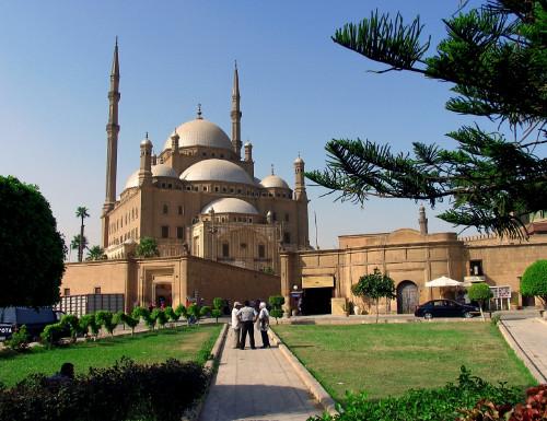 معالم مصر السياحية القديمة والحديثة بالصور - قلعة صلاح الدين الأيوبي