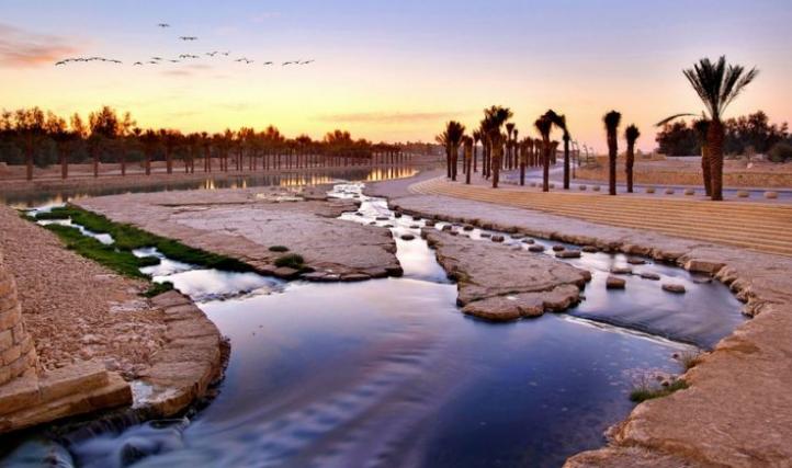 وادي حنيفة - السياحة في السعودية بالصور