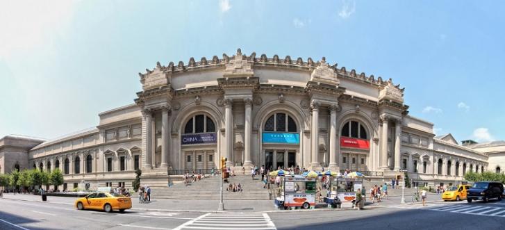 السياحة في نيويورك - Metropolitan Museum of Art متحف المتروبوليتان للفنون