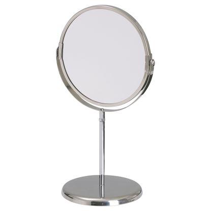 كيفية النظر في المرآة