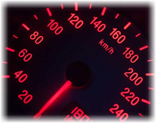 ما هى طريقة وحدة قياس السرعة